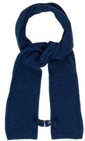 Chanel CC Cashmere Scarf