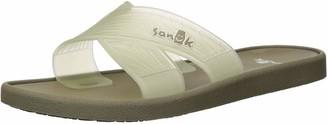 Sanuk Women's Beachwalker Slide Sandal