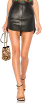 BB Dakota Conrad Skirt in Black