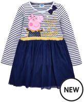 Peppa Pig Girls Party Dress
