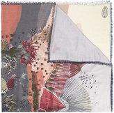 Valentino Garavani Valentino Garden Of Delight scarf - women - Cashmere/Modal - One Size