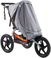 BOB Strollers Sun Shield for Single Sport Utility Stroller/Ironman Models, Gray by