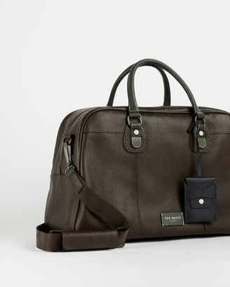 Ted Baker Leather Holdall