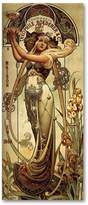 "KitchenArt ""Champagne Theophile Roeder Co."" by Louis-Theophile Hingre Canvas Wall Art"