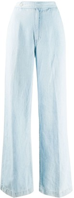 Polo Ralph Lauren High-Waist Wide Jeans