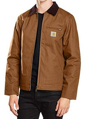 Carhartt Men's Detroit Jacket Black Rigid