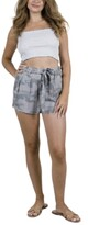 Thumbnail for your product : Rewash Juniors' Camo-Print Tie-Waist Shorts