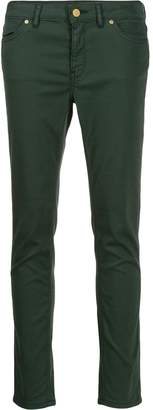 Escada Sport cropped skinny-fit jeans