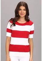 Pendleton Two Stripe Pullover