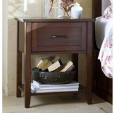 Pottery Barn Stratton Bedside Table