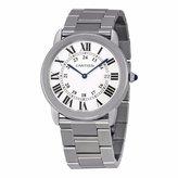 Cartier Men's W6701005 Ronde Solo Analog Display Swiss Quartz Watch