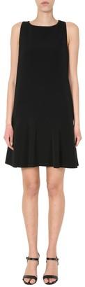 Boutique Moschino Flared Sleeveless Dress