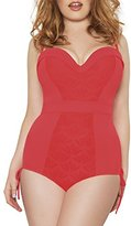 Curvy Kate Women's Siren One Piece Swimsuit
