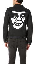 Obey Creeper Denim Jacket