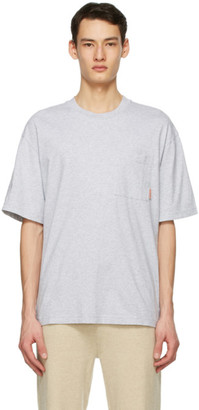 Acne Studios Grey Pocket T-Shirt