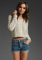 Cabletown Pullover