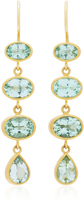 Mallary Marks Champagne Earrings