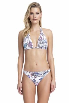 Gottex Women's Textured Cheeky Swimsuit Bottom