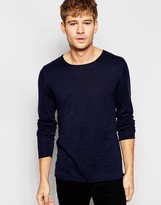 Selected Lightweight Knitted Sweater