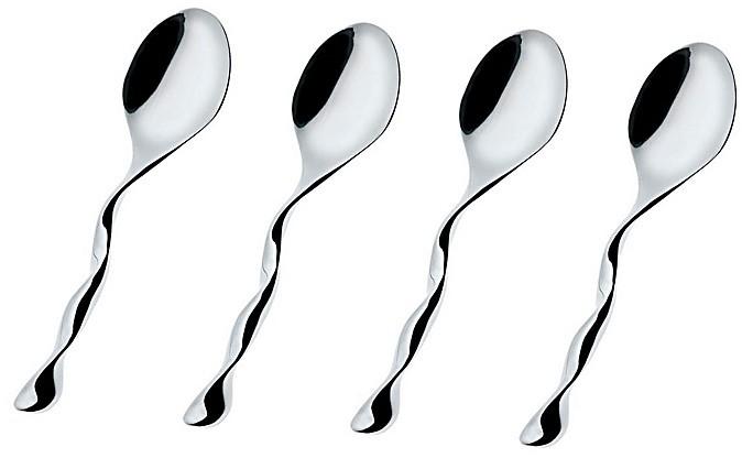 "Alessi William Alsop il Caffe"" Mocha Spoons"