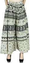 Indianbeautifulart Indian Trousers Yoga Aladdin Pants Casual Hippie Harem Women Cotton Plazzo Baggy