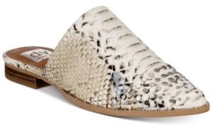 Dolce Vita Dv Itzel Studded Slip On Mules Women's Shoes