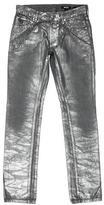 Just Cavalli Painted Slim Jeans