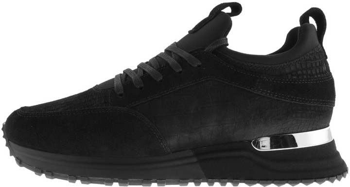 Mallet London Archway 2.0 Trainers Black