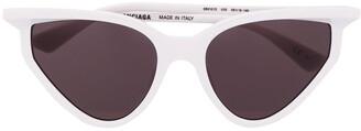 Balenciaga Eyewear Cat-Eye Tinted Sunglasses