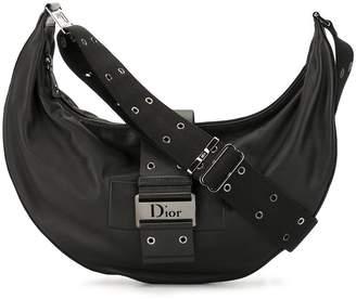 Christian Dior Pre Owned Street Chic half-moon shoulder bag