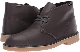 Clarks Desert Boot GTX (Slate Grey Leather) Men's Boots