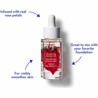 Korres Wild Rose Brightening Absolute-Oil 30ml