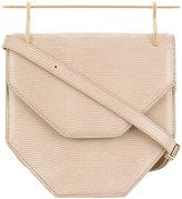 M2Malletier Amor Fati shoulder bag - women - Suede - One Size