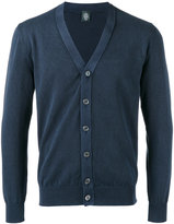 Eleventy Neck cardigan - men - Cotton - XL