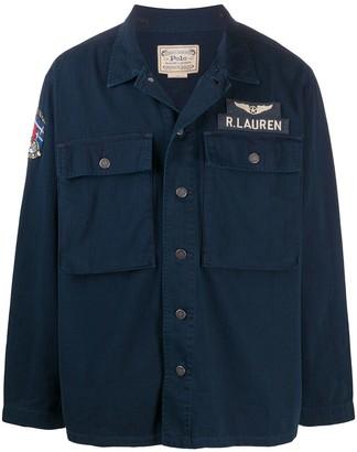 Polo Ralph Lauren Military Shirt Jacket