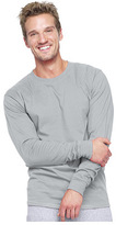 Hanes Men's 6.1 oz BEEFY-T Long-Sleeve T-Shirt (Set of 2)