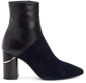 Aquatalia Palma Suede & Leather Booties