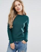MANGO Crew Neck Sweater Sweater