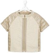 Herno Kids - padded jacket - kids - Cotton/Linen/Flax/Acrylic/Polyester - 14 yrs