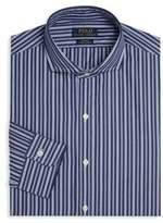 Polo Ralph Lauren Slim-Fit Striped Dress Shirt