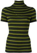 P.A.R.O.S.H. striped knit T-shirt
