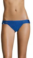 Herve Leger Pintuck Bikini Bottom
