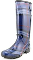 Chinese Laundry Women's Ring Leader Plaid Rain Boot