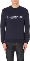 Billionaire Boys Club Monaco cotton-jersey sweatshirt