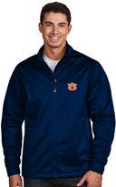 Antigua Men's Auburn Tigers Waterproof Golf Jacket