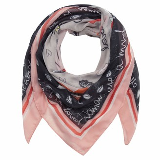 Codello Women's Statement Scarf World Women's Day Made from Recycled Material