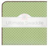 Swaddle Designs Swaddling Designs® Dot Flannel Swaddling Blanket