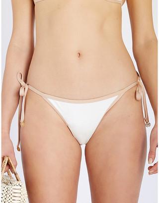 Myla Penny Fields tie-side bikini bottoms