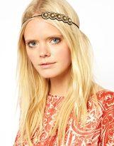 Deepa Gurnani Five Sequin Headband