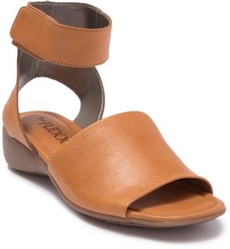 The Flexx Beglad Leather Ankle Strap Sandal